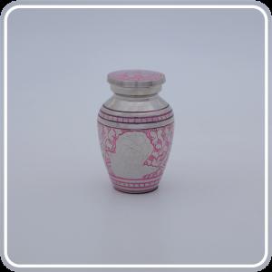 Keepsake Urn [Eternal Rose – Pink]